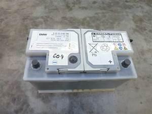 Batterie Bmw 320d : original bmw e90 e91 320d autobatterie batterie 80ah 640a 8381746 8376450 ebay ~ Gottalentnigeria.com Avis de Voitures