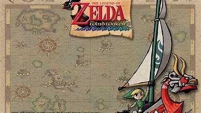 Waker Wind Zelda Legend Wii Wallpapers Gamingbolt