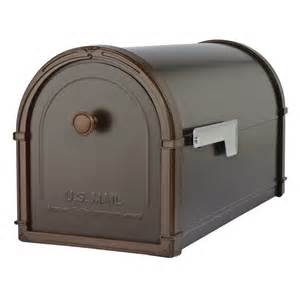 Oil Rubbed Bronze Bathroom Accessories by Shop Architectural Mailboxes Bellevue 10 In W X 11 3 In H
