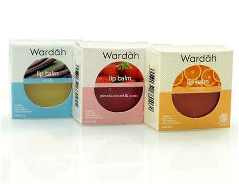 Harga Lip Merk Wardah 10 merk lip balm terbaik yang bagus dan aman untuk