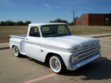 find   chevy truck  shortbed stepside hot rod