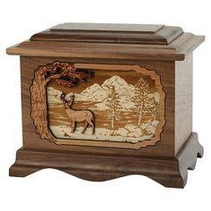 wood cremation urn box plans build    pinterest urn cremation urns  wood