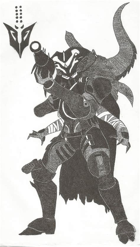 Destiny - Skolas, The Fallen ''Kell of Kells'' by Lord ...