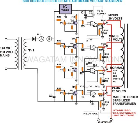 build solid state scrtriac controlled repository circuits 28435 next gr