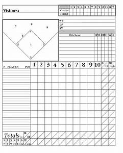 printable baseball score sheets here is my system With t ball lineup template