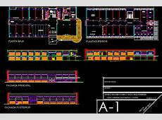 Proyecto arquitectonico escuela primaria 25411 KB
