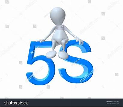 Methodology 5s Numbers 3d Sitting Letters Shutterstock