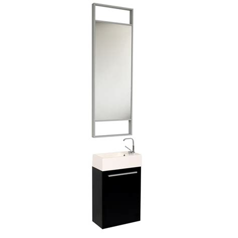 small bathroom vanity cabinets 15 5 inch small black modern bathroom vanity with tall