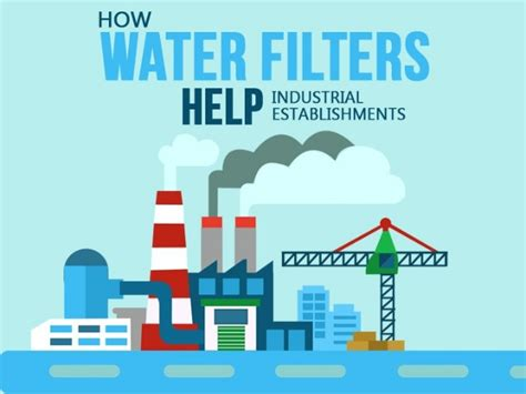 How Water Filters Help Industrial Establishments?