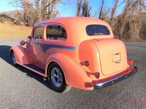 1936 Chevrolet 2-door Sedan Humpback For Sale