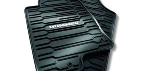 Hummer H3 Floor Mats Rubber by Impex Lebanon Gm Hummer The Ultimate Hummer Fan Site
