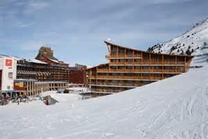 r 233 sidence chalet des neiges la cime des arcs arc 2000 domaine paradiski 73 vacances et