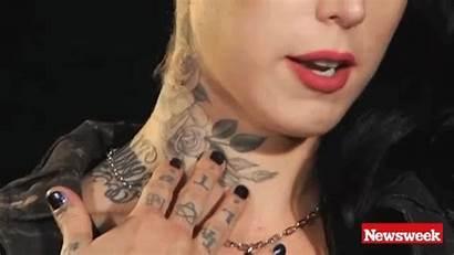 Tattoo Kat Gifs Tattoos Feliz Saludos Chicos