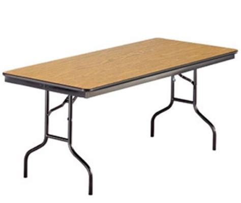 6 foot x 30 inch plywood banquet table rentals new orleans