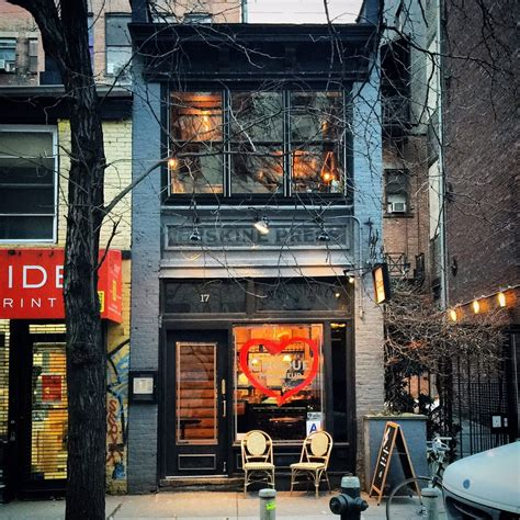 Birch coffee is #1 when it comes to coffee shop studying minus the worry of not finding a seat. A nice two-story but small coffee shop tucked in New York City. - Yelp