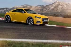 Nouvelle Audi Tt 2015 : 2015 audi tt audi tts review gtspirit ~ Melissatoandfro.com Idées de Décoration