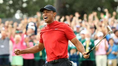 Tiger Woods wins Masters: Best moments as Woods claims ...