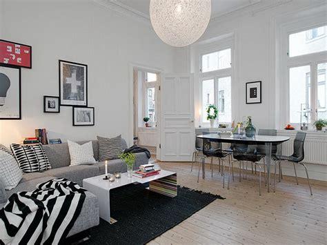 Cute Apartment Decorations Interior Living Room