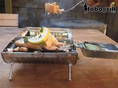 Grill Bbq Enjoying Hg2 Salmon Deluxe Fresh