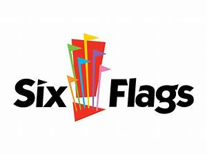 Six Flags logo | Logok