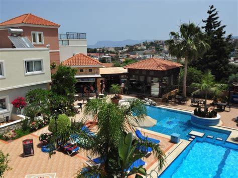 Zeus Village Hotel, Hotels Daratso, Chania, Crete, Greece