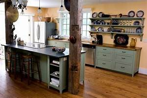 top 10 beautiful rustic kitchen interiors for a warm With kitchen cabinet trends 2018 combined with old world candle holders