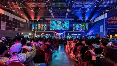 Esports Championship Pvp Singtel Sports Gaming Team