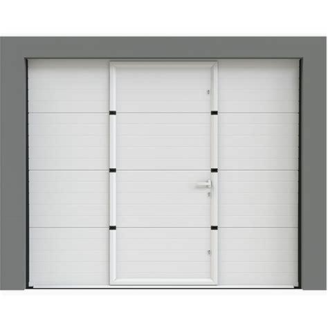 porte de garage avec portillon porte de garage sectionnelle avec portillon porte sectionnelle avec portillon