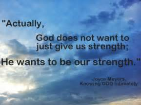 Religious Quotes About Strength