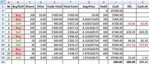 Excel Tabelle Berechnen : diskussionen zum thema wie gewinn verlust bei teilverkauf berechnen cash forum ~ Themetempest.com Abrechnung