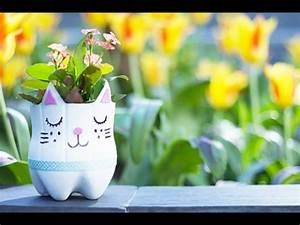 Creation Avec Des Pots De Fleurs : bricolage f te des p res diy un joli pot de fleurs r cup ~ Melissatoandfro.com Idées de Décoration