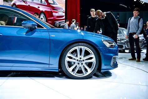 Audi At Geneva Motor Show 2018