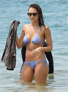 Jessica Alba Hot In Bikini 2016 34 GotCeleb