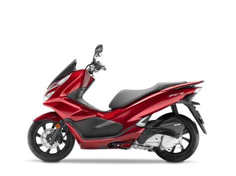 Honda Pcx 125 2018: AsÍ Es La Nueva Pcx