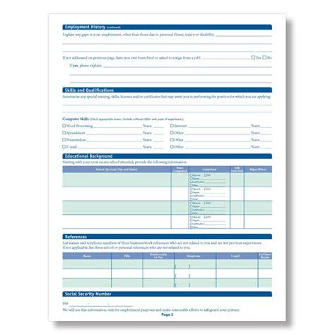 employment application form texas pdf california state compliant job application
