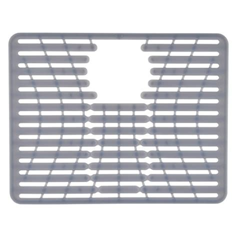oxo sink mat small oxo grips pvc free silicone sink mat large import