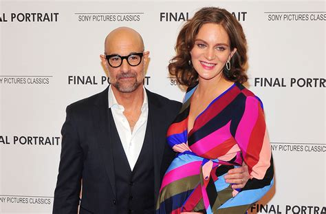 felicity blunt  husband stanley tucci announce theyre