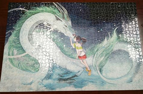 1000 Pieces Wooden Jigsaw Puzzle,