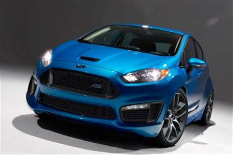 ford fiesta rs   bhp hot hatch coming auto express