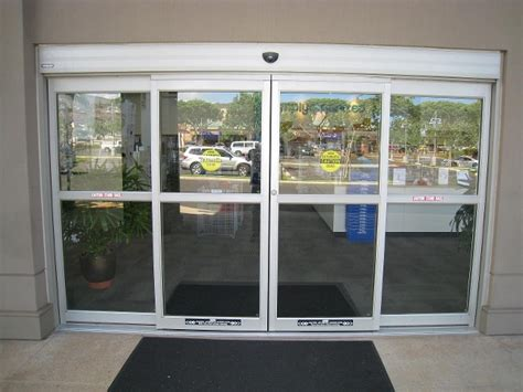 Sliding Entrance Doors by Automatic Storefront Entrance Doors Automatic Door