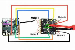 Tinyfish Fc And Tinypepper 1s 4a Esc Wiring Diagram  U2013 Flex Rc