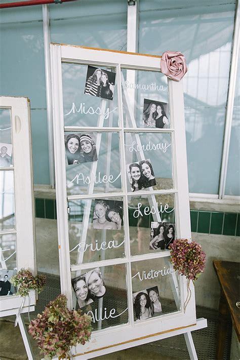 26 creative diy photo display wedding decor ideas tulle chantilly wedding