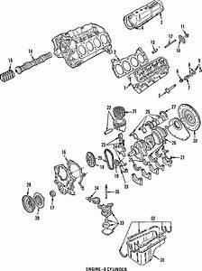 Ford Ltd Crown Victoria Engine Harmonic Balancer
