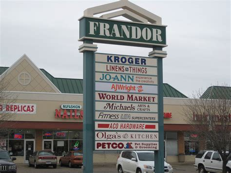 Frandor Shopping Center - Wikipedia
