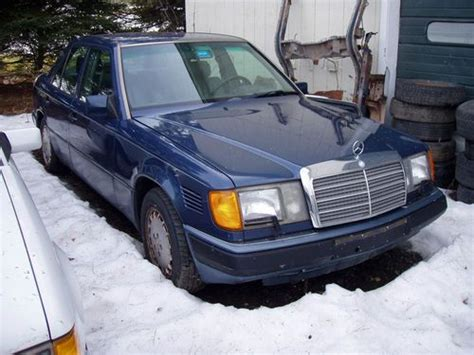 how petrol cars work 1992 mercedes benz 300d electronic toll collection buy used 1992 mercedes benz 300d 2 5 turbo diesel very rare in morrisville vermont united