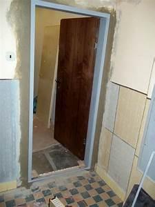 Výměna dveří v paneláku