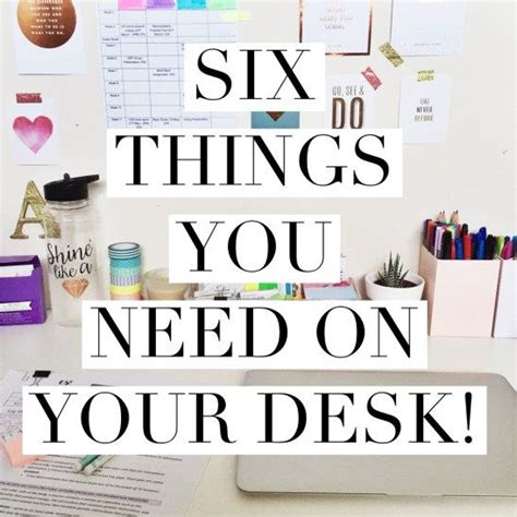 What Do You Need To Put On Your Resume by 25 Best Ideas About Desk Essentials On Work Desk Decorate My Cubicle And Workspace