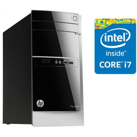 ordinateur de bureau hp intel i7 tunisianet