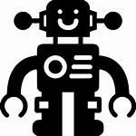 Robot Toy Icon Svg Robotics Icons Robots