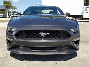 New 2020 FORD MUSTANG ECOBOOST Rear Wheel Drive Fastback